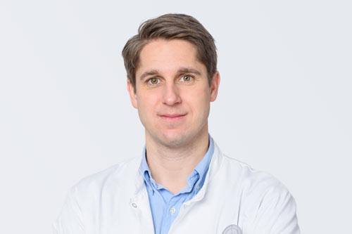 OA Dr. Reinhard Schuh